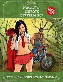 Childrens Stories for Perverts – Chapter 1- Little Red Rider