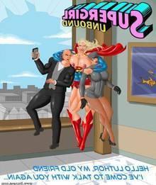 Supergirl Unbound