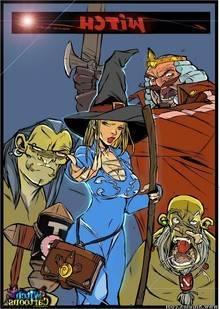 Witch 10