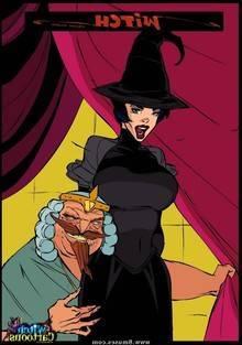 Witch 12