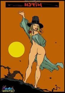 Witch 13