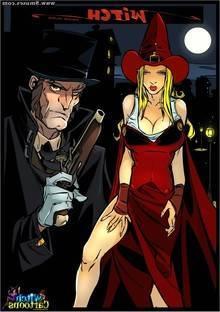 Witch 8