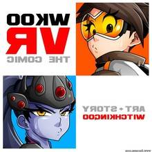 VR The Comic –  Overwatch – Issue 1