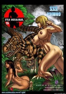 Jurassic GTS – Issue 2