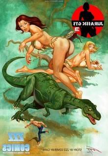 Jurassic GTS – Issue 3