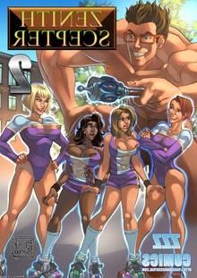 Zenith Scepter – Issue 2