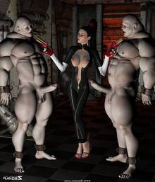 Bayonetta – Pleasing Demons