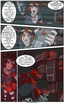 Borderlands Comic Gaige